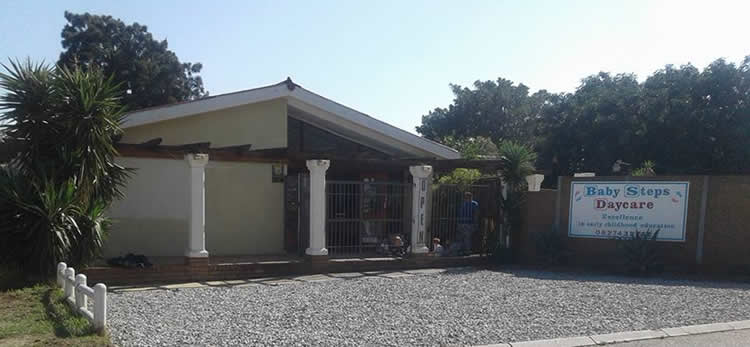 Baby Steps Daycare Centre in Gordons Bay